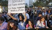 """NINI""stands for ""Ni estudia, ni trabaja"" (young people who isneither working nor studying) juvapp.wordpress.com"