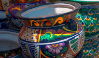 Talavera pottery in  Dolores Hidalgo (Shutterstock)