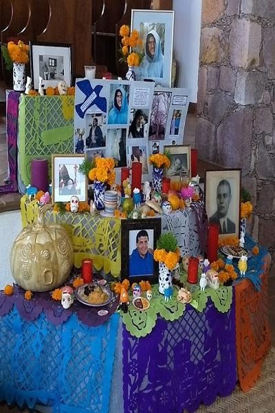 cloister altar