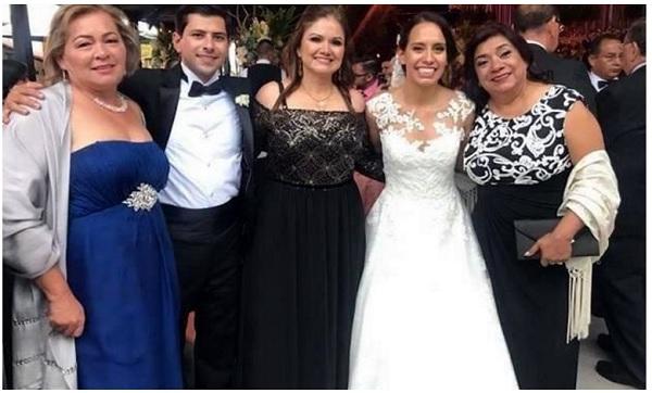 controversial wedding in SMA