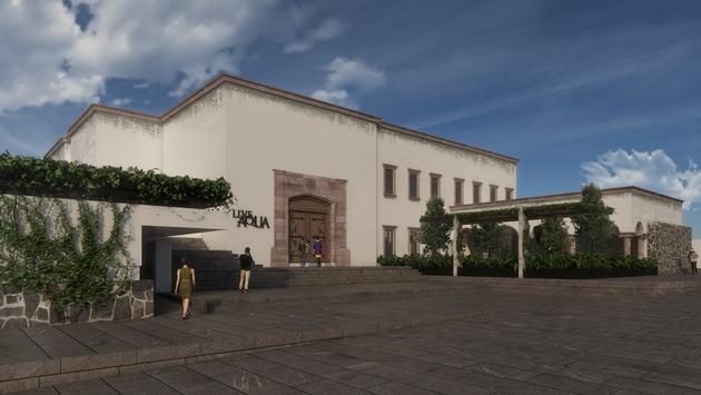 Live Aqua Urban Resort San Miguel de Allende has 153 luxury rooms, making it the largest hotel in San Miguel de Allende, according to a Grupo Posadas news release. (Photo Courtesy of Live Aqua)