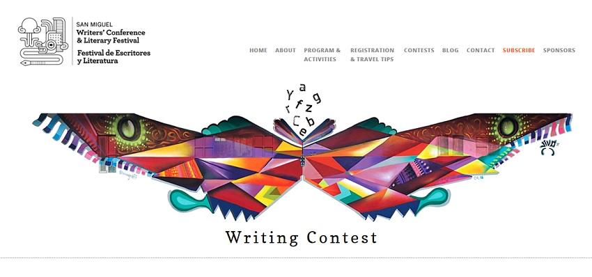 writing contest sma