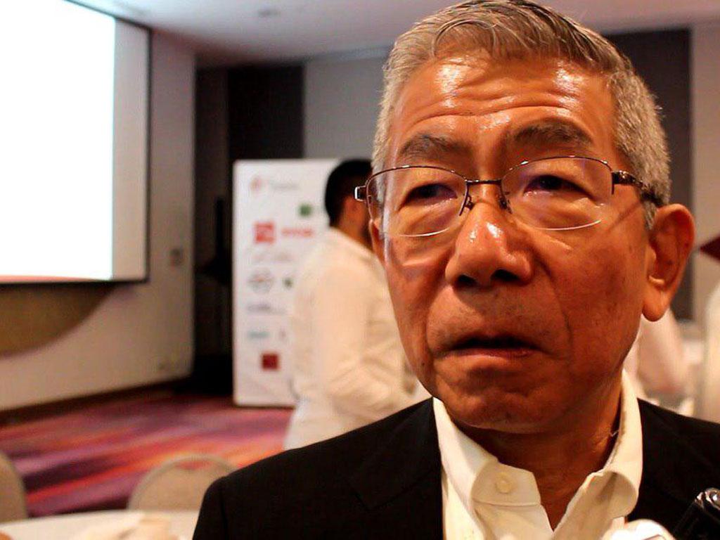 Kosuke Takeo (Photo: Nayeli García for Periodico Correo)