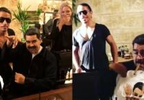 Maduro Salt Bae
