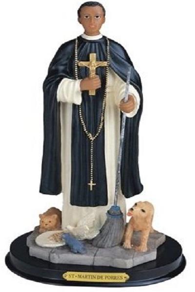 martin statue