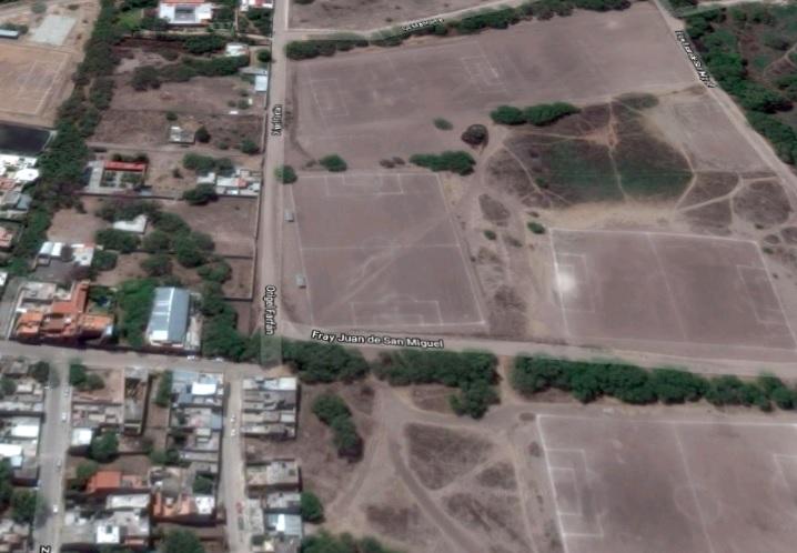 Origel Soccer Fields in San Miguel de Allende (Photo: Google)