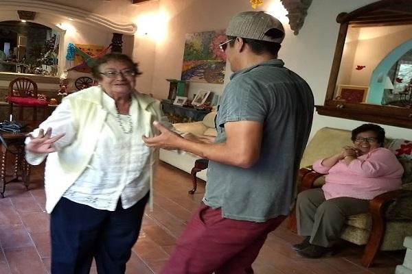 lupita dancing