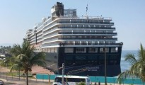 Holland America's Explorations Central (EXC) program makes the time spent onboard as enriching as visiting the Mexican Riviera ports of call through lectures, demonstrations, performances and cuisine. (Photo: Holland America)
