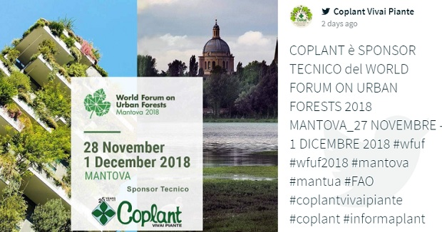 world forun on urban forests