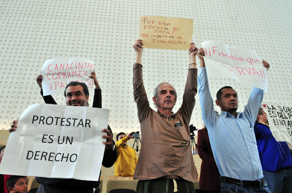 Guanajuato - Fiscalia que Sirva -Carlos Garcia