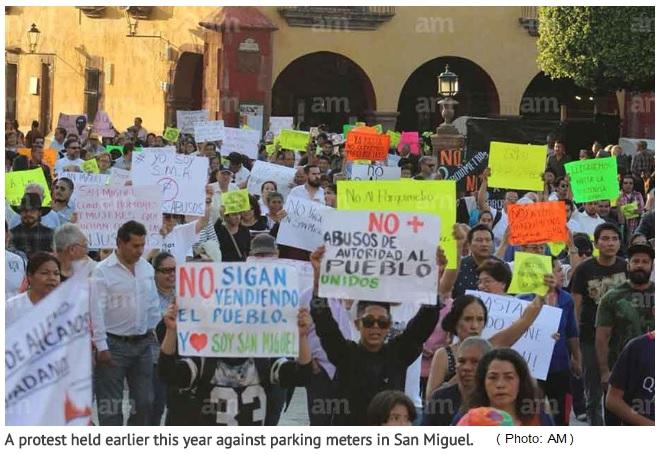 protest sma