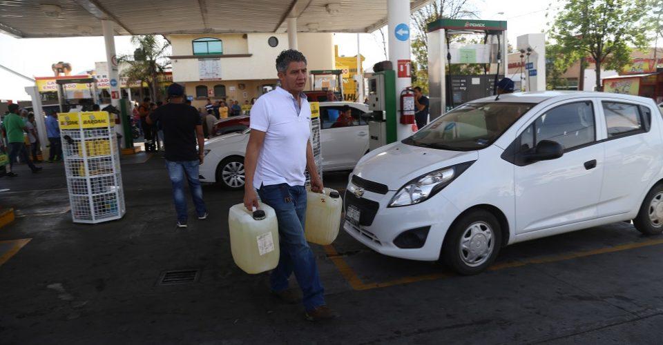 Gas station in Guanajuato, Mexico (Photo: Animal Político)