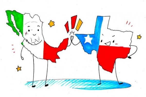 texas mexico